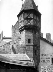 Tour d'Argent (ancien Hôtel des Monnaies des Comtes de Blois) -
