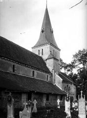 Eglise - Eglise, partie nord