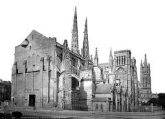 Cathédrale Saint-André - Ensemble nord-est