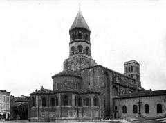 Basilique Saint-Julien - Ensemble nord-est