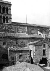 Basilique Saint-Julien - Eglise, partie sud