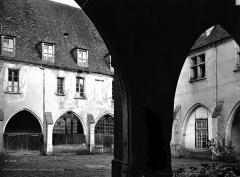 Ancienne abbaye de Brou - Cloître