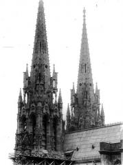 Cathédrale Notre-Dame - Clochers