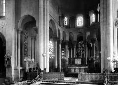 Eglise Notre-Dame-du-Port - Choeur