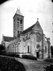 Eglise Notre-Dame de l'Assomption - Ensemble nord-ouest