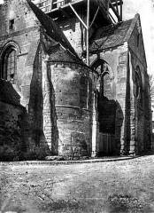 Eglise Notre-Dame de l'Assomption - Abside et transept