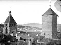 Eglise Notre-Dame - Tour