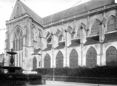 Eglise Saint-Jacques - Façade sud