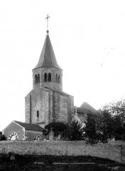 Eglise Sainte-Radegonde - Ensemble sud-ouest