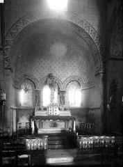 Eglise Sainte-Radegonde - Choeur