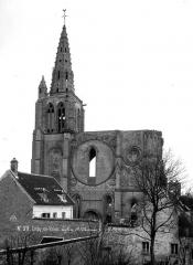 Restes de l'église Saint-Thomas - Ensemble sud