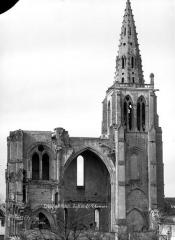 Restes de l'église Saint-Thomas - Ensemble nord