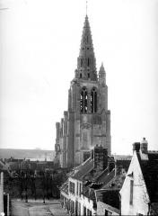Restes de l'église Saint-Thomas - Clocher