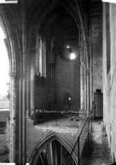 Restes de l'église Saint-Thomas - Triforium