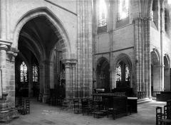 Eglise Saint-Pierre - Nef, bas-côté