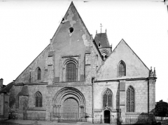 Eglise Saint-Basile - Ensemble ouest