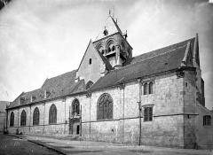 Eglise Saint-Basile - Ensemble sud