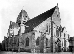 Eglise Saint-Basile - Ensemble nord-ouest