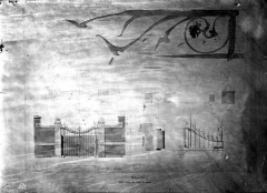 Ancien domaine royal - Dessin