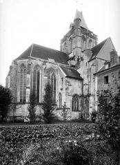 Ancienne abbaye Saint-Taurin - Abside