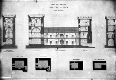 Château - Dessin