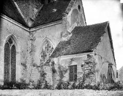 Eglise Sainte-Anne-de-Gassicourt - Transept nord