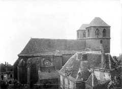 Eglise Saint-Pierre - Ensemble nord