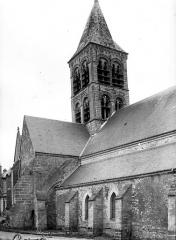 Eglise - Façade latérale
