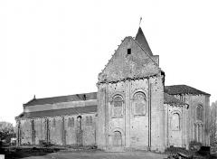Eglise Saint-Jean-Baptiste - Façade nord-est