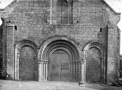 Eglise Saint-Jean-Baptiste - Portail ouest