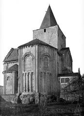 Eglise Saint-Jean-Baptiste - Abside