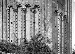 Eglise Saint-Jean-Baptiste - Abside détails