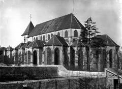 Eglise Notre-Dame-des-Ardents et Saint-Pierre - Ensemble nord-est