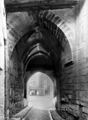 Abbaye Saint-Pierre - Porte