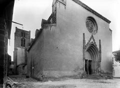 Prieuré de Lavoûte-Chilhac - Ensemble sud-ouest
