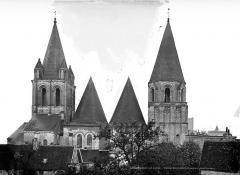 Ancienne collégiale Saint-Ours - Ensemble nord