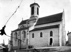 Eglise Saint-Martin - Façade sud