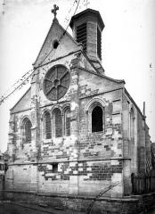 Eglise Saint-Martin - Abside