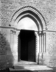 Eglise Saint-Martin - Porte