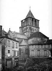 Eglise Notre-Dame-et-Saint-Junien - Abside
