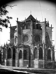 Eglise Notre-Dame (ancienne collégiale) - Abside