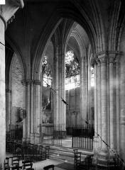 Eglise Notre-Dame (ancienne collégiale) - Choeur