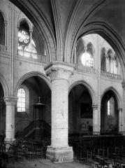Eglise Notre-Dame (ancienne collégiale) - Nef, partie
