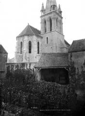 Eglise Saint-Etienne et ses abords - Abside