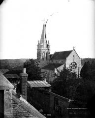 Eglise Saint-Etienne et ses abords - Ensemble