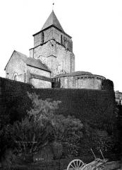 Ancienne église Saint-Savinien - Abside