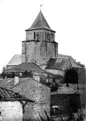Ancienne église Saint-Savinien - Clocher