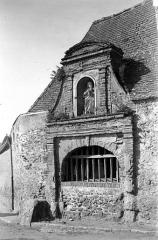 Cimetière - Porte