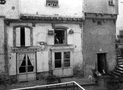 Maison, à Montferrand - Façades sur rue