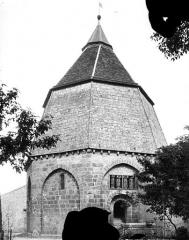 Ancien Hôtel-Dieu - Chapelle octogonale